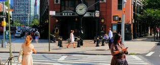 TriBeCa in New York