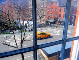 West Village in New York - Hotel View
