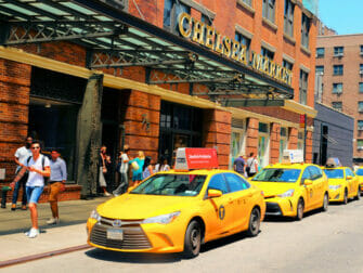 Meatpacking District in New York - Chelsea Market