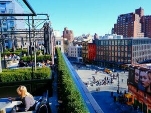 Meatpacking District in New York