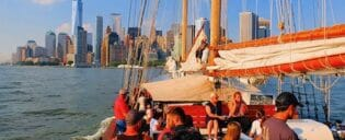 Tall Ship Sailing Cruise