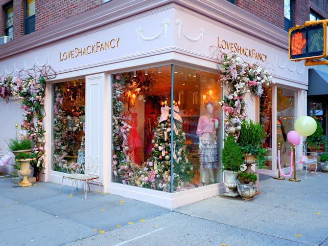 Upper East Side in New York - Madison Ave