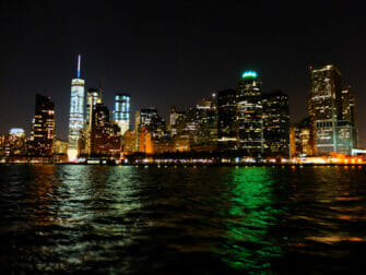 Bateaux Dinner Cruise in NYC - View
