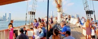 Classic Schooner Sailing Cruise in New York
