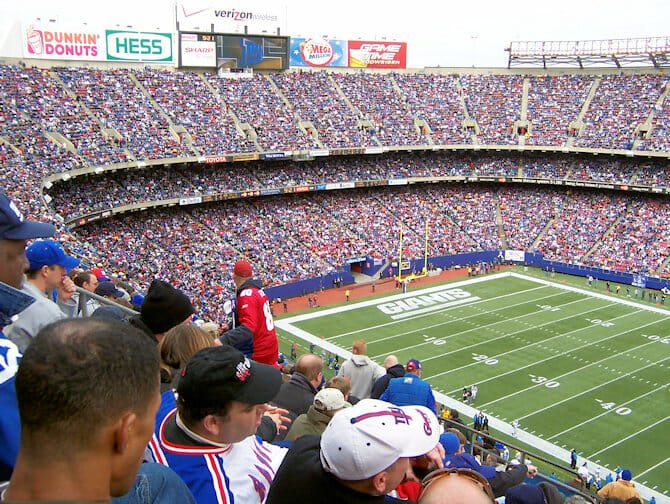 New York Giants Tickets - American Football