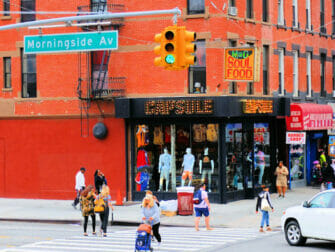 Harlem in New York - Soul Food