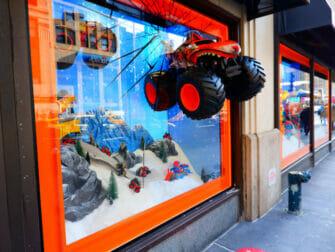 Macy's in New York - Window Display