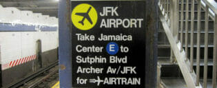 Manhattan to JFK Airport Transfer