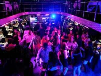 New York Dinner Cruise with Buffet - Dance Floor