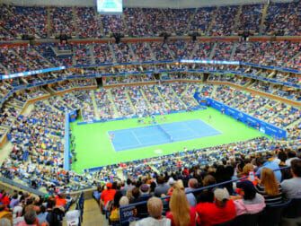Queens in New York - US Open