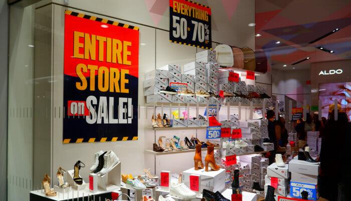 Sale in New York - Liquidation Sales
