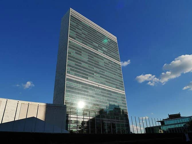 The United Nations in New York - Headquarters