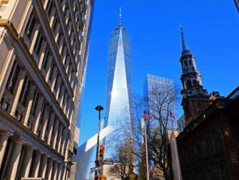 Freedom Tower / One World Trade Center - Downtown Manhattan