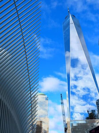 Freedom Tower / One World Trade Center - OWTC and Oculus