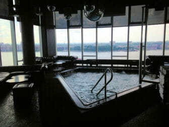 Gay Bars in New York - Le Bain Pool