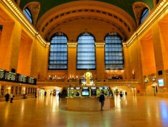 Grand Central Terminal in New York - Clock