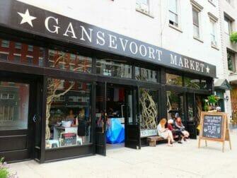 New York Markets - Gansevoort Market