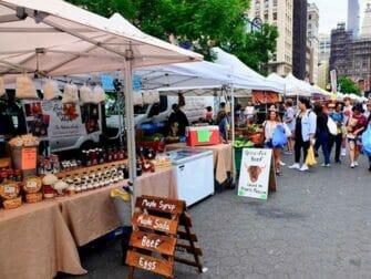 New York Markets   Union Square Greenmarket
