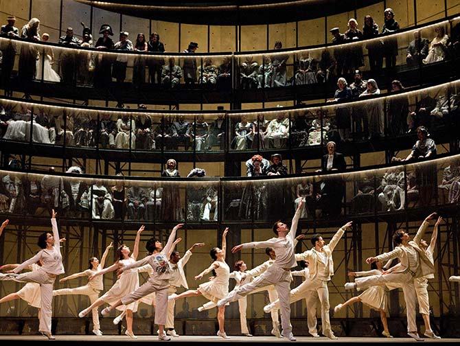 Opera tickets in New York Orfeo