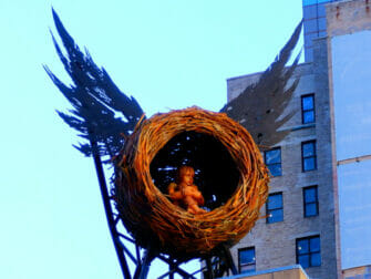 Theater District in New York - Harry Potter