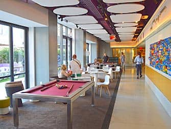 Yotel in New York - Recreation Area