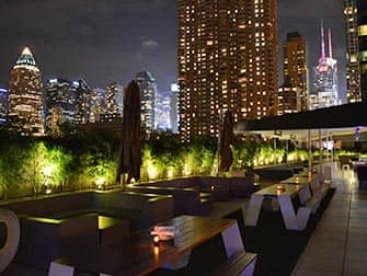 Yotel in New York - Rooftop