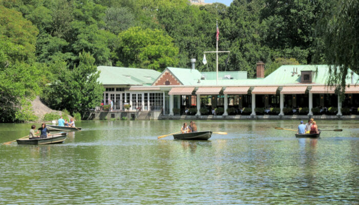 Central Park Loeb Boathouse