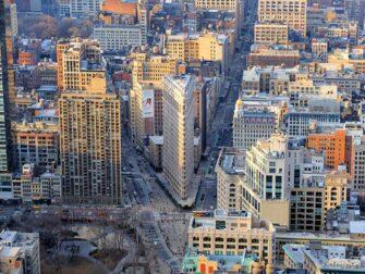 Empire State Building Tickets - Flatiron View
