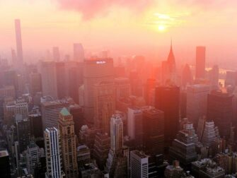 Empire State Building Tickets - Sunrise East River