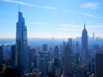 Top of the Rock Tickets - View of Empire State Building