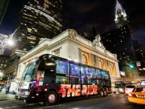 the ride bus in new york city