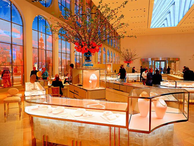 Tiffany & Co. New York - Display