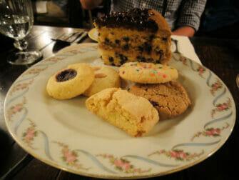 High Tea at Alice's Tea Cup - Cookies