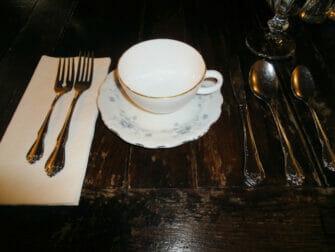 High Tea at Alice's Tea Cup in New York City