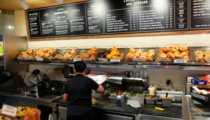 Best Coffee Shops and Bagel Bars in New York - Pick A Bagel