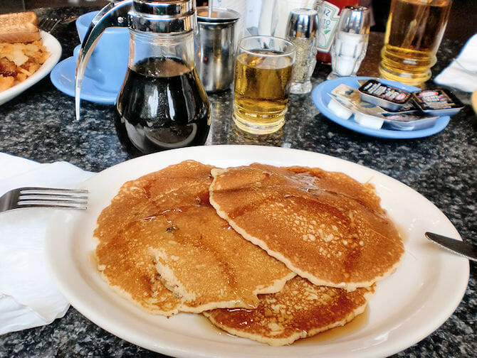 Breakfast in New York - Pancake Breakfast