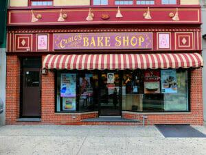 Carlo's Bakery 'Cake Boss' in New York