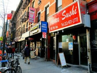 Best Sushi in New York - Abace Sushi