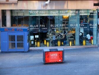 Best Sushi in New York - Blue Fin
