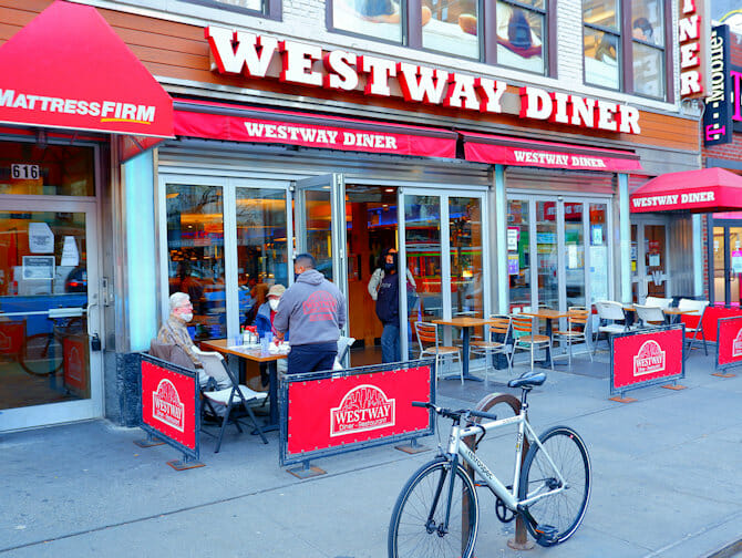 Breakfast in New York - Westway Diner