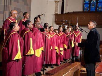 Gospel Tours in New York - Choir in Harlem