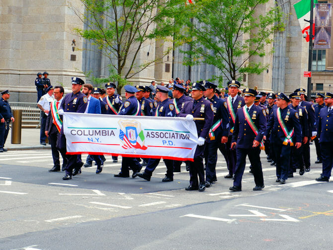 Columbus Day in New York - Columbia Association