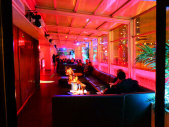 The Best Rooftop Bars of New York - Skyroom in New York