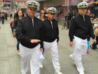 fleet week new york city in may