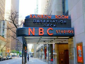nbc studios in new york