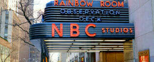 nbc studios in new york