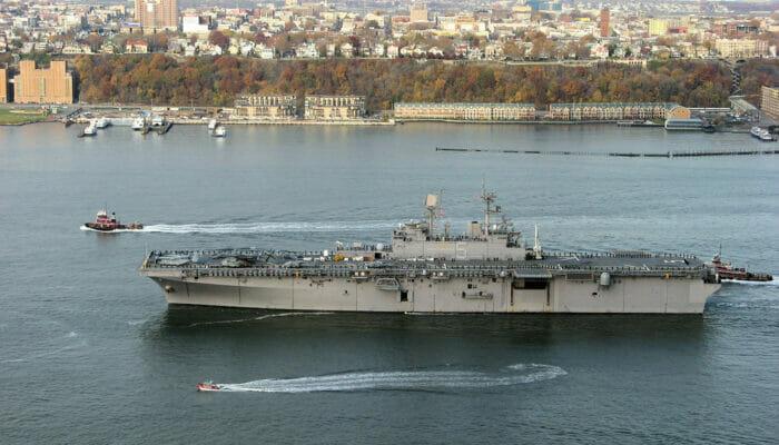 Fleet Week in New York