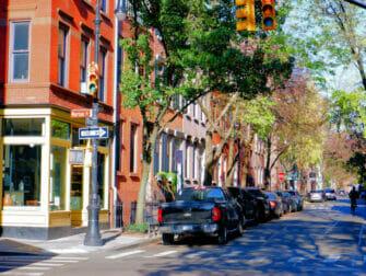 Greenwich Village in New York