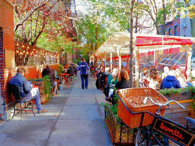 The Village new york city