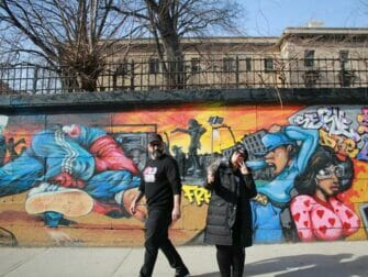 Hip-Hop Tours in New York - Harlem